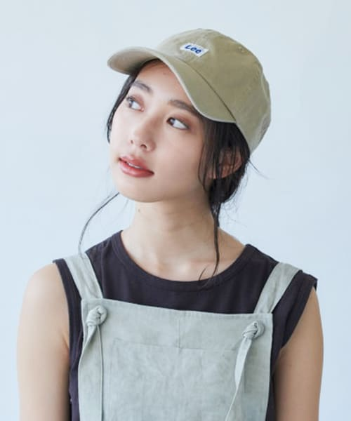 Lee LOW CAP COTTON TWILL