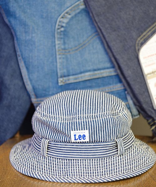 Lee BUCKET HAT DENIM