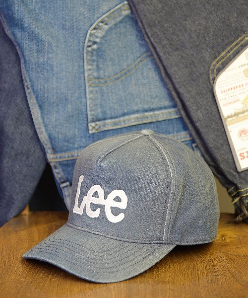 Lee M-TYPE CAP DENIM