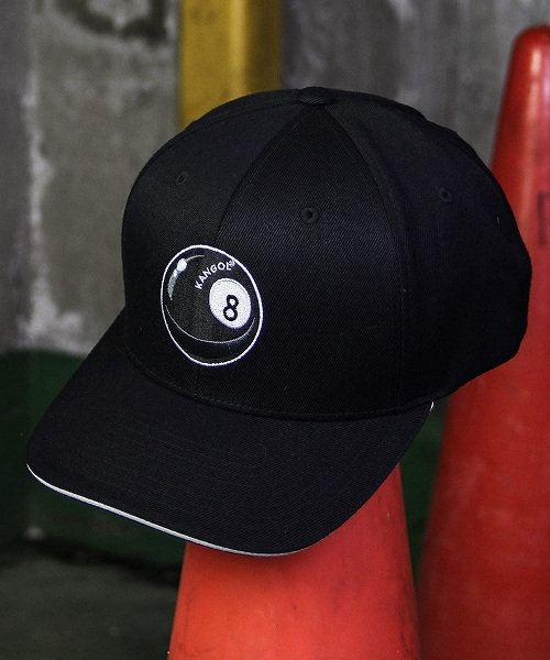 KANGOL 8 Ball Flexfit Baseball