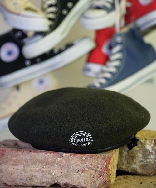 CONVERSE BIG-C BASQUE BERET