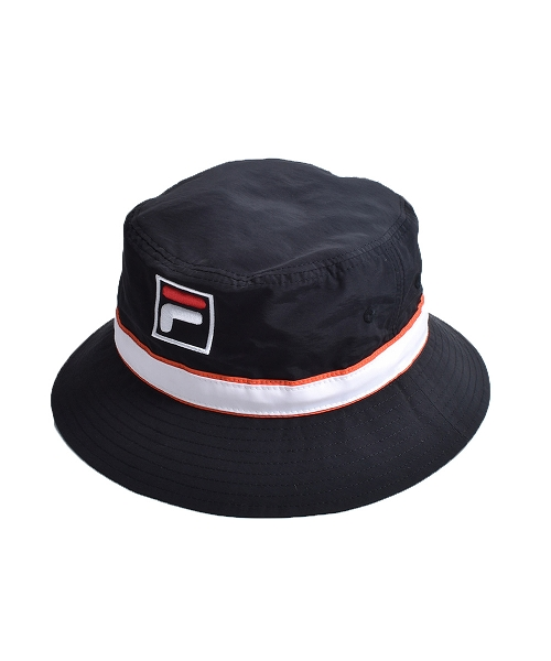FILA SATIN TAPE BUCKET HAT