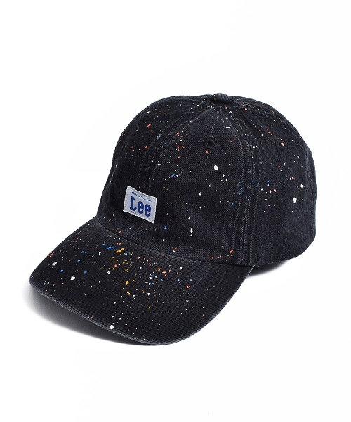 Lee LOW CAP DENIM SPLATTER