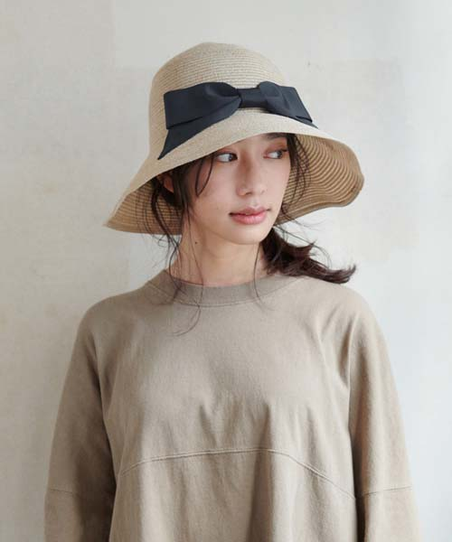 【WEB別注】MILSA Washable Braid Ribbon Cape