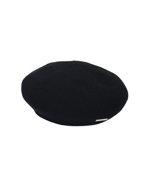 override Basic Cotton Beret