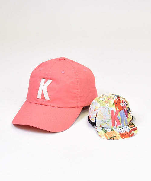 KIDS EARTH FUND Kids INITIAL CAP w/POUCH