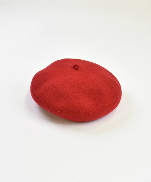 override Kids Wool Basque Beret