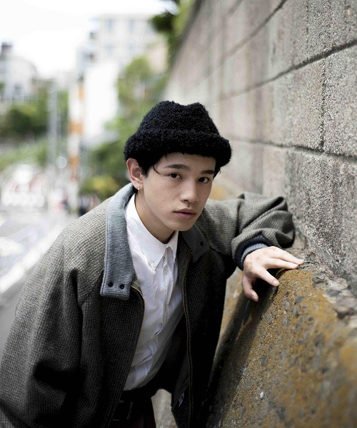 ★arth×yy Loop Yarn Fedora