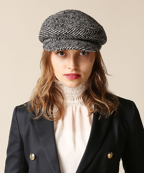 【予約商品】Chapeau d' O Tweed Hunting