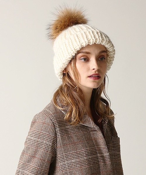 Chapeau d' O Chunky Knit Watch