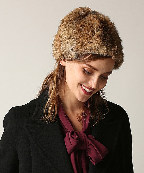 Chapeau d' O Fur Watch