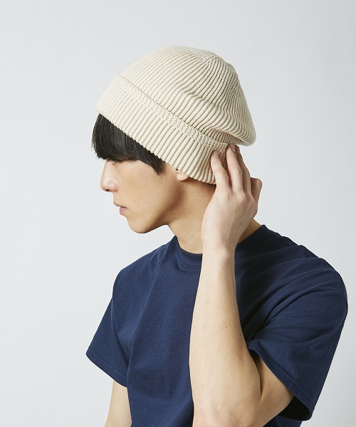 override GIANT WATCH CAP C/L