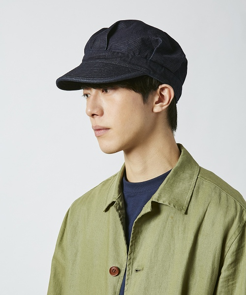 override [JQ] ENGINEER DENIM CAP