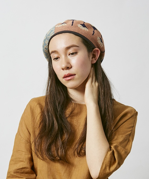 override Two-Sided Mil Beret CO