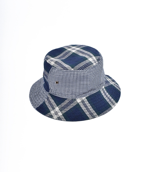 override Mix  Reversible BucketHat