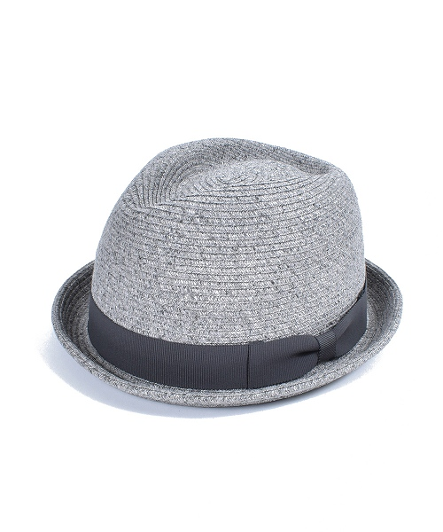 override WASHABLE BRAID FEDORA