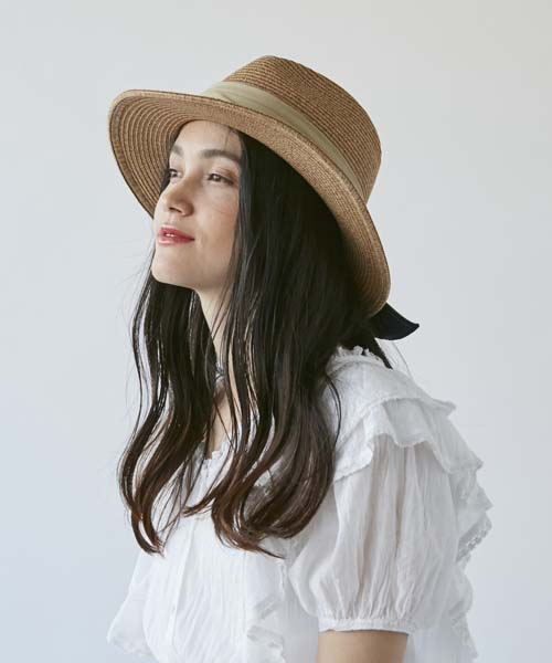 Chapeau d' O Silk Braid Hat