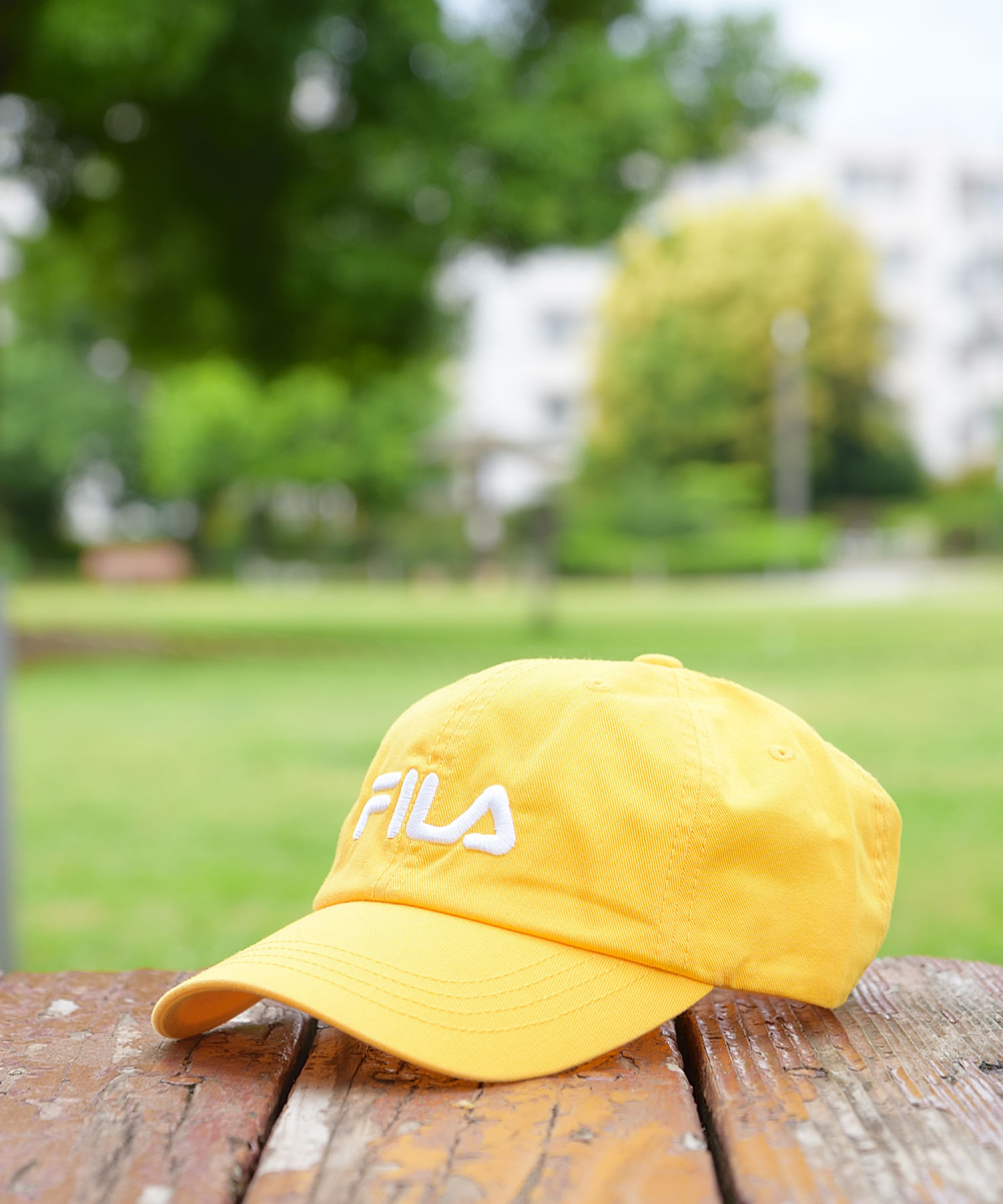FILA LINEAR LOGO LOW CAP