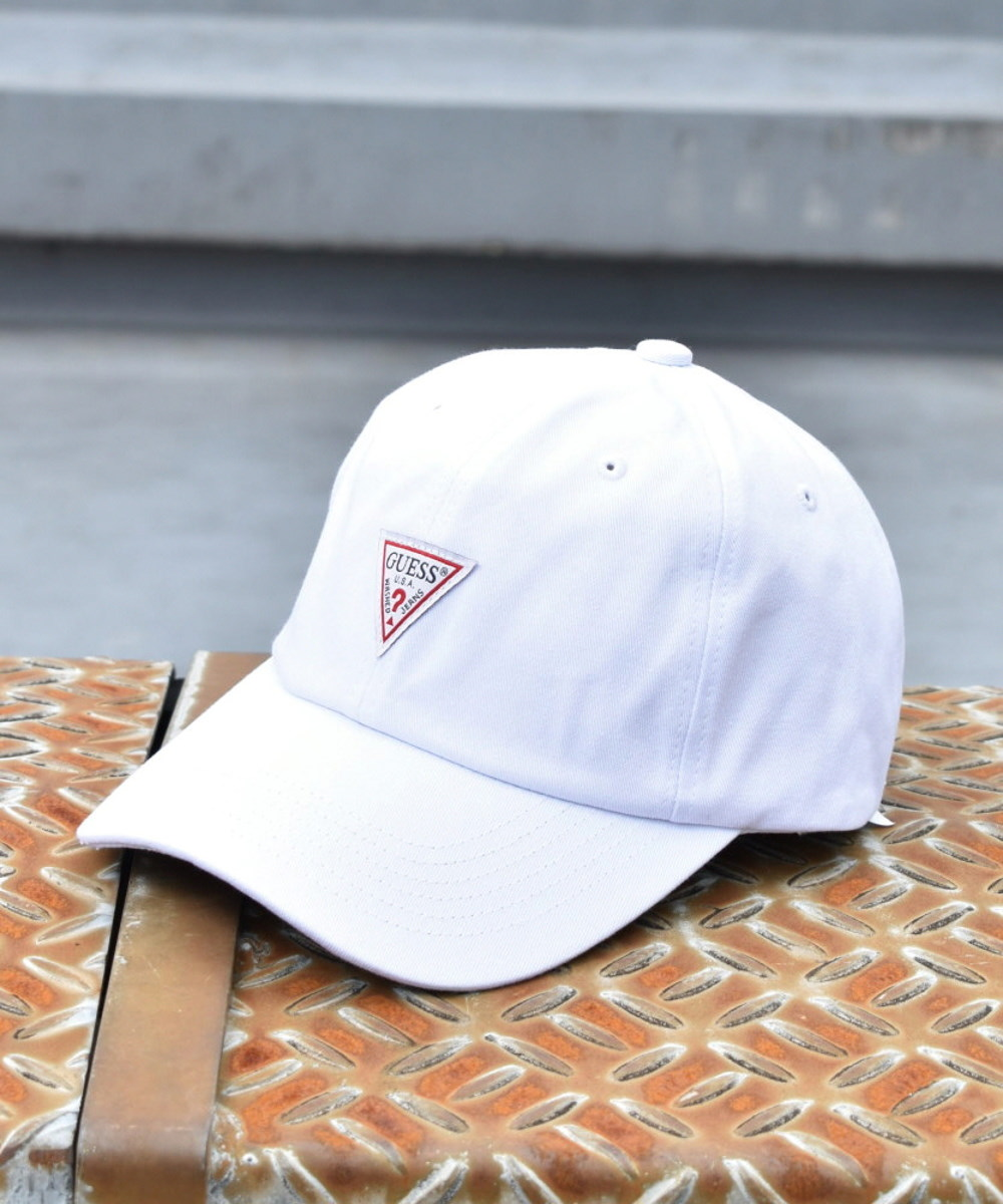 GUESS TWILL LOW CAP