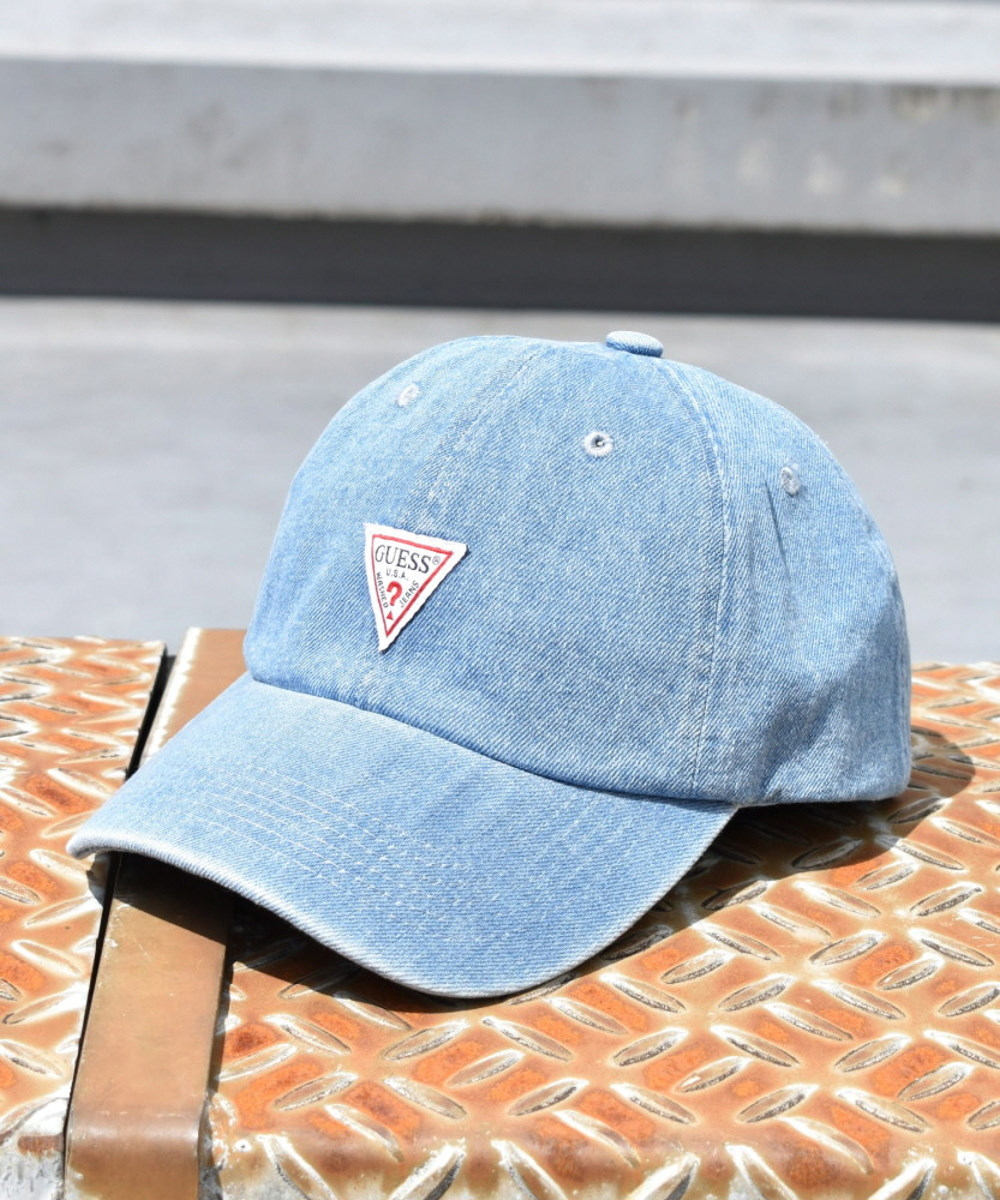 GUESS DENIM LOW CAP