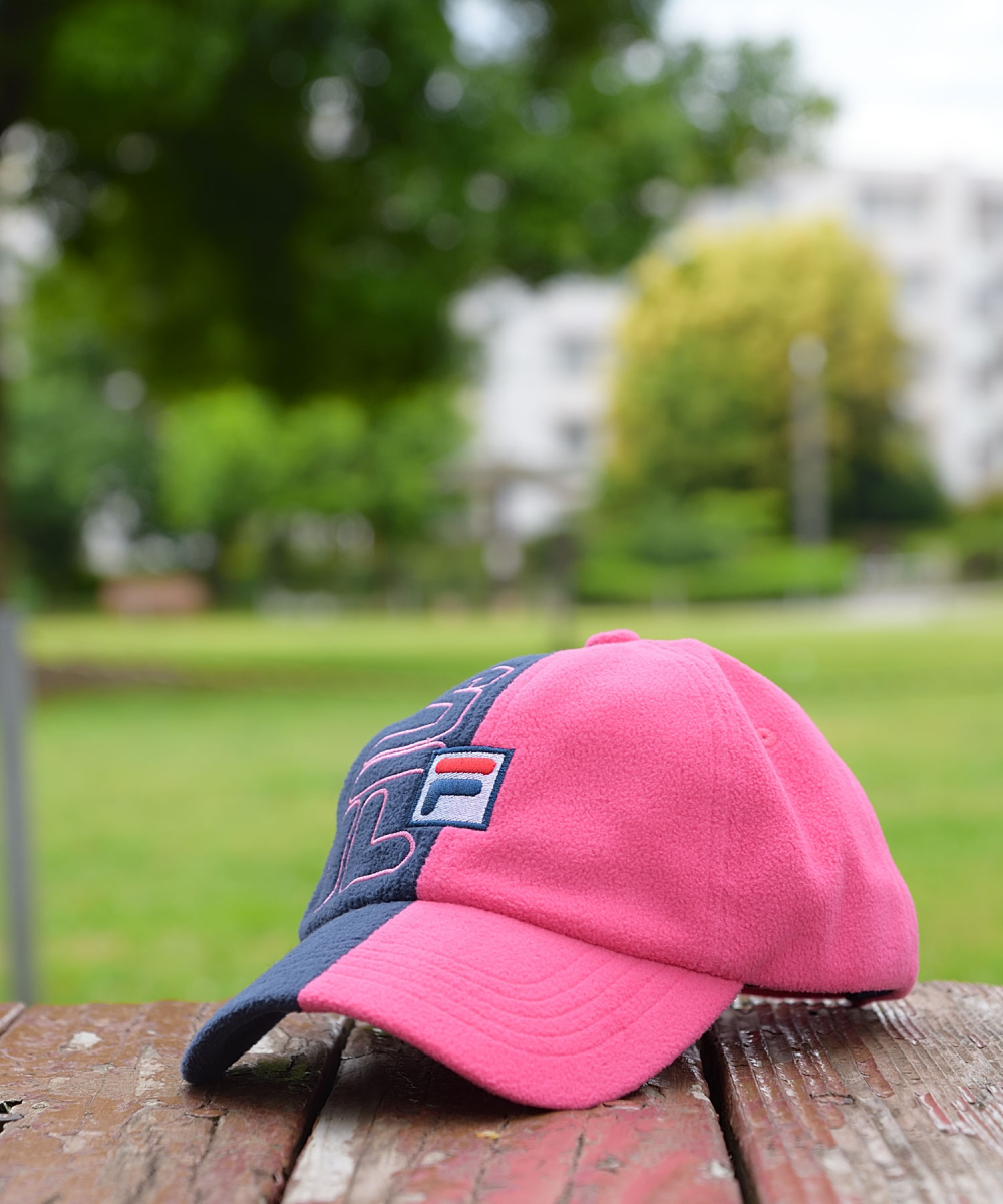 FILA FLEECE TWO COLOR CAP