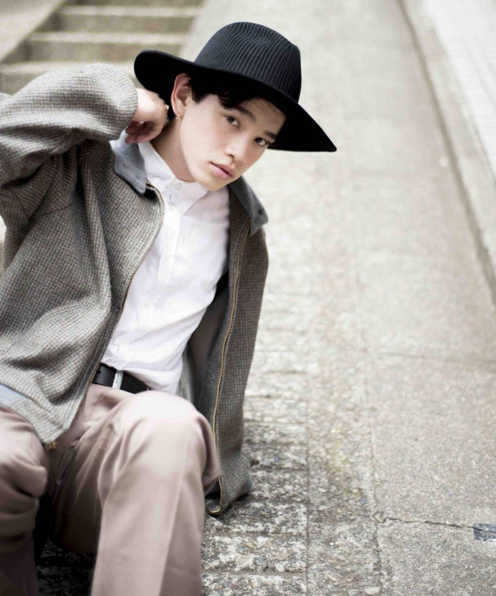 ★arth Geometry Long Brim