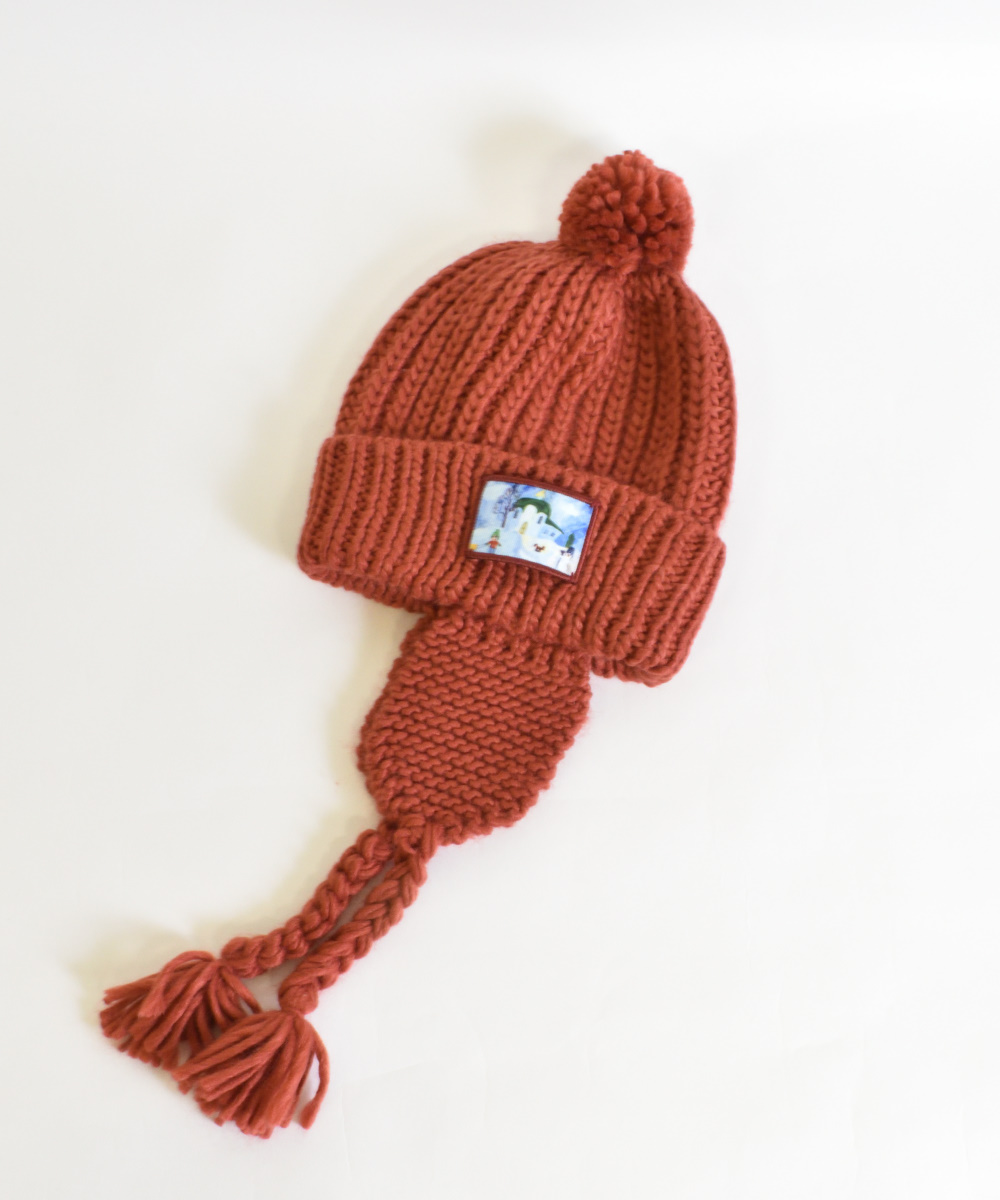 KIDS EARTH FUND Pon Knit Guide
