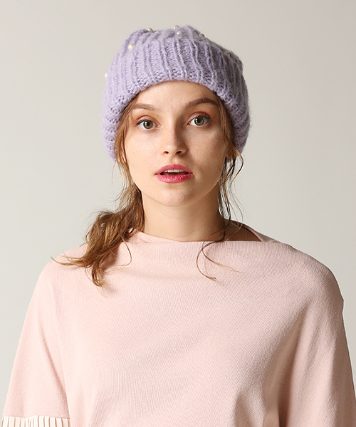 Chapeau d' O Pearl KnitWatch